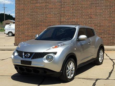 2012 Nissan JUKE for sale in Omaha, NE
