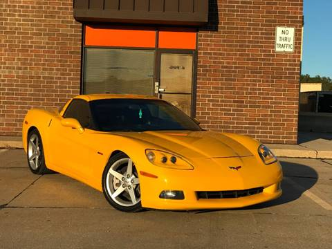 2005 Chevrolet Corvette for sale in Omaha, NE