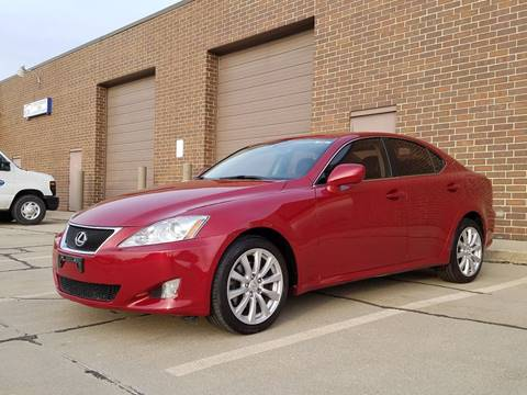 2008 Lexus IS 250 for sale at Effect Auto Center in Omaha NE
