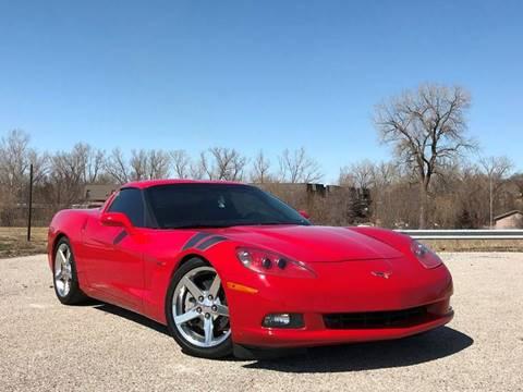 2005 Chevrolet Corvette for sale at Effect Auto Center in Omaha NE