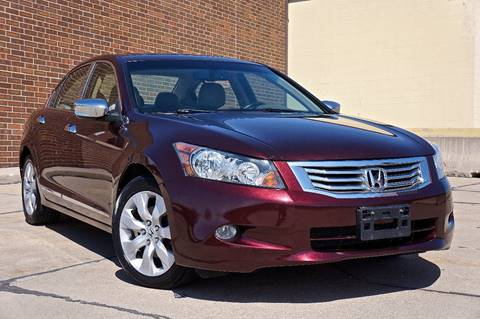 2010 Honda Accord for sale at Effect Auto Center in Omaha NE