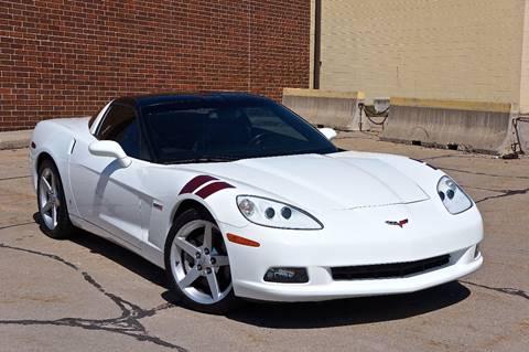 2006 Chevrolet Corvette for sale at Effect Auto Center in Omaha NE
