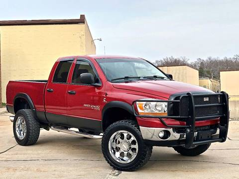 2006 Dodge Ram Pickup 2500 for sale at Effect Auto Center in Omaha NE