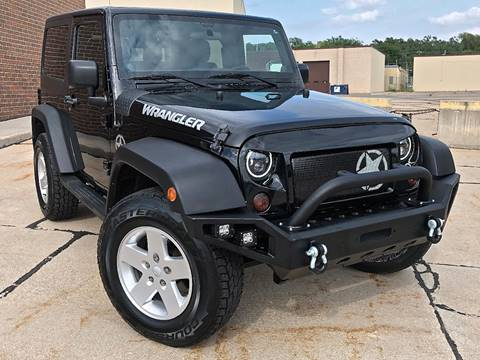 2012 Jeep Wrangler for sale in Omaha, NE
