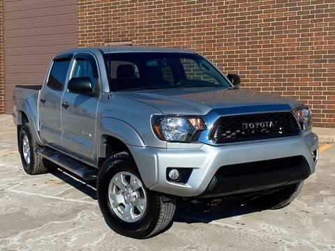 Used Toyota Tacoma Trucks For Sale >> Used Toyota Tacoma For Sale In Nebraska Carsforsale Com