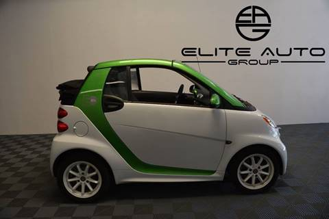 2015 Smart fortwo for sale in Palm Desert, CA