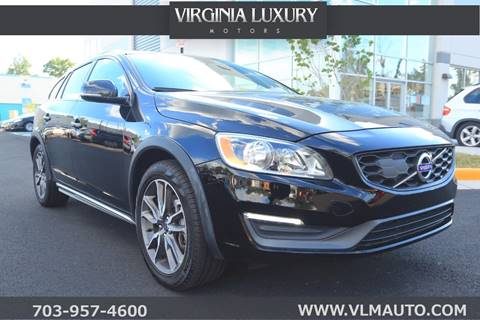 2016 Volvo V60 Cross Country for sale in Chantilly, VA