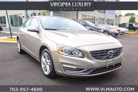2014 Volvo S60 for sale in Chantilly, VA