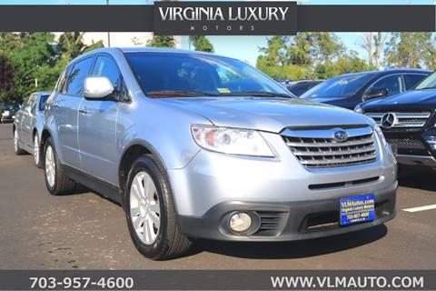 2012 Subaru Tribeca for sale in Chantilly, VA