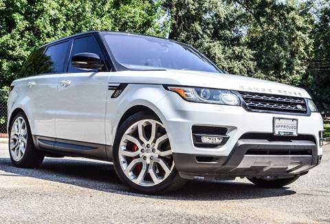 2016 Land Rover Range Rover Sport for sale in Chantilly, VA
