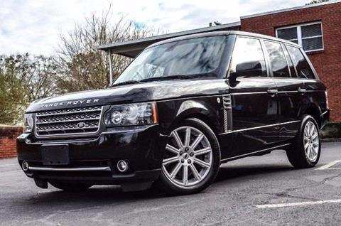 2010 Land Rover Range Rover for sale in Chantilly, VA