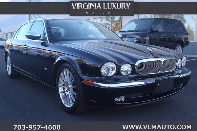 2007 Jaguar XJ Series For Sale At Virginia Luxury Motors In Chantilly VA
