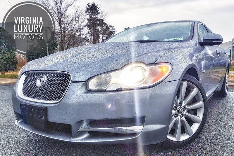 Charming 2010 Jaguar XF For Sale At Virginia Luxury Motors In Chantilly VA