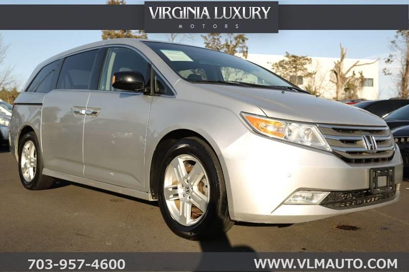 2011 Honda Odyssey For Sale At Virginia Luxury Motors In Chantilly VA