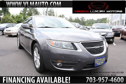 2011 Saab 9-5 for sale in Chantilly, VA