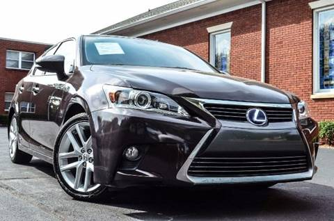 2014 Lexus CT 200h for sale in Chantilly, VA