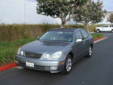 2004 Lexus GS 300 for sale in Costa Mesa, CA