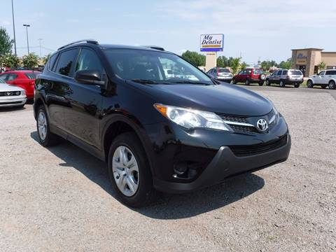 2014 Toyota RAV4 for sale in Russellville, AR