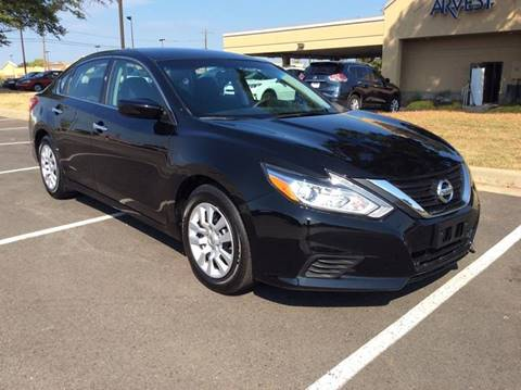 2016 Nissan Altima for sale in Russellville, AR