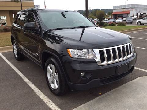 2012 Jeep Grand Cherokee for sale in Russellville, AR