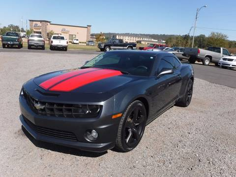 2011 Chevrolet Camaro for sale in Russellville, AR