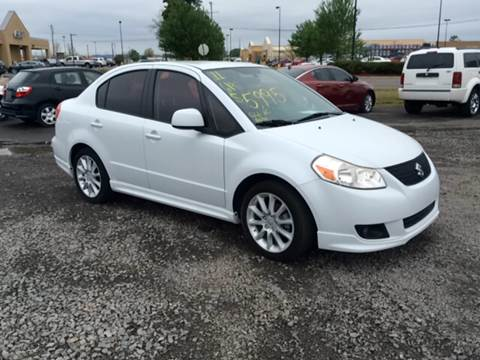 2011 Suzuki SX4 Sport for sale in Russellville, AR