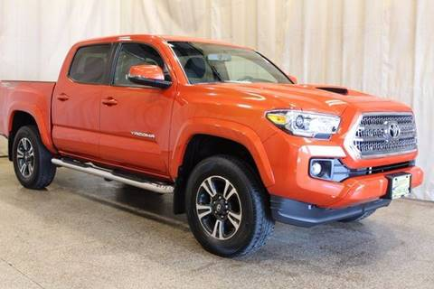 2017 Toyota Tacoma for sale in Byron, IL