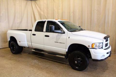 2003 Dodge Ram Pickup 3500 for sale in Byron, IL