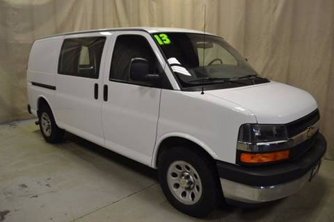 2013 Chevrolet Express Cargo for sale in Byron IL