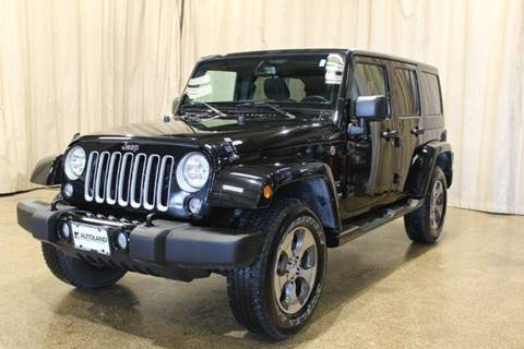 2018 Jeep Wrangler Unlimited for sale in Byron, IL