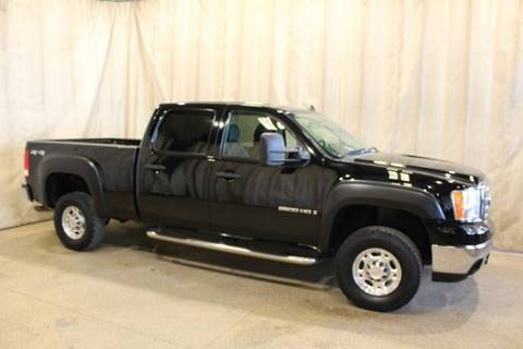2009 GMC Sierra 2500HD for sale in Byron, IL