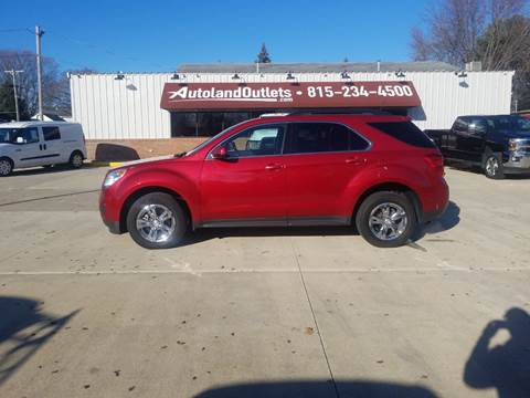 2015 Chevrolet Equinox for sale at Autoland Outlets Of Byron in Byron IL