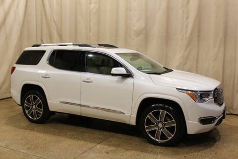 2017 GMC Acadia for sale at Autoland Outlets Of Byron in Byron IL