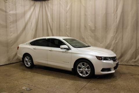2014 Chevrolet Impala for sale at Autoland Outlets Of Byron in Byron IL