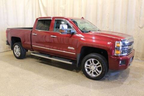 2015 Chevrolet Silverado 2500HD for sale at Autoland Outlets Of Byron in Byron IL