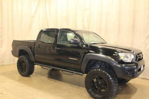 2014 Toyota Tacoma for sale at Autoland Outlets Of Byron in Byron IL