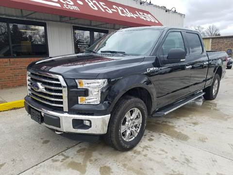 2015 Ford F-150 for sale in Byron, IL