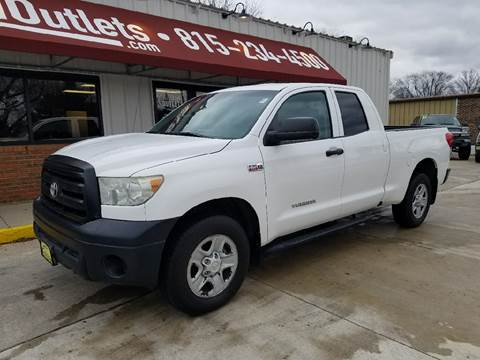 2010 Toyota Tundra for sale in Byron, IL