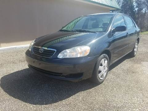 2005 Toyota Corolla for sale in Byron IL