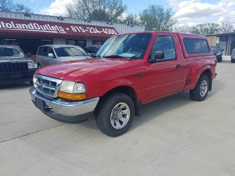 2000 Ford Ranger for sale in Byron, IL