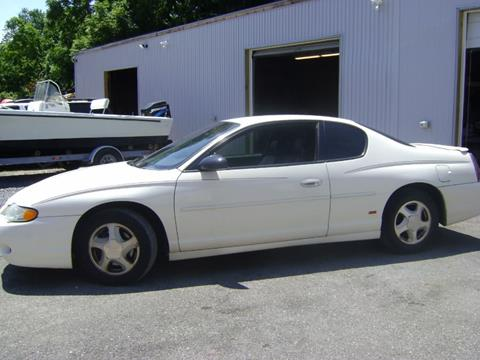 2004 Chevrolet Monte Carlo for sale in West Babylon, NY