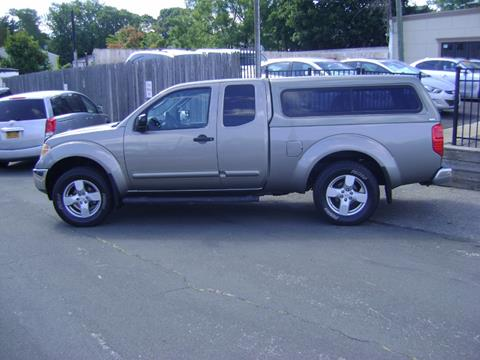 2005 Nissan Frontier for sale in West Babylon, NY