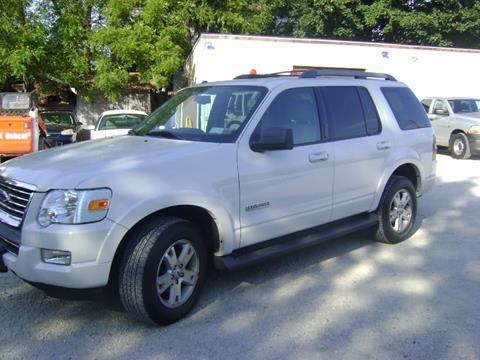2008 Ford Explorer for sale in West Babylon, NY