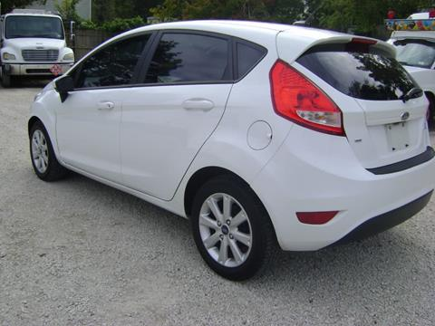 2012 Ford Fiesta for sale in West Babylon, NY