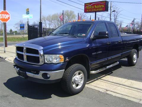 2003 Dodge Ram Pickup 2500 for sale in West Babylon, NY