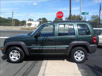 2003 Jeep Liberty for sale in West Babylon, NY