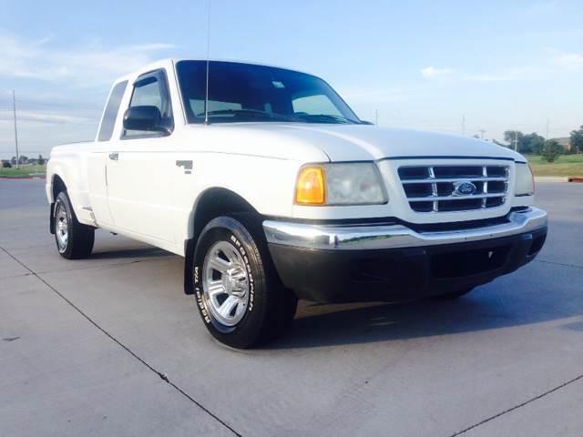 2001 Ford Ranger XLT In Norman, OK