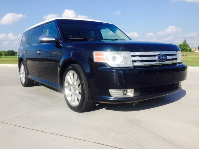 2010 ford flex limited in norman ok - oklahoma trucks direct