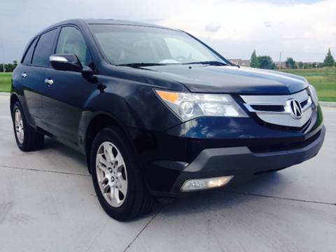 2009 Acura MDX for sale in Norman, OK