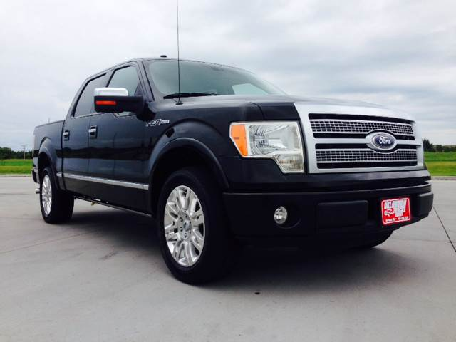2010 ford f-150 platinum in norman ok - oklahoma trucks direct